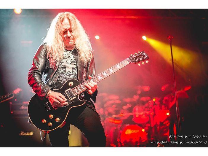 Saxon, a settembre la 'Thunderbolt Special Tour Edition'. E il 5 ottobre dal vivo a Milano - TRACKLIST
