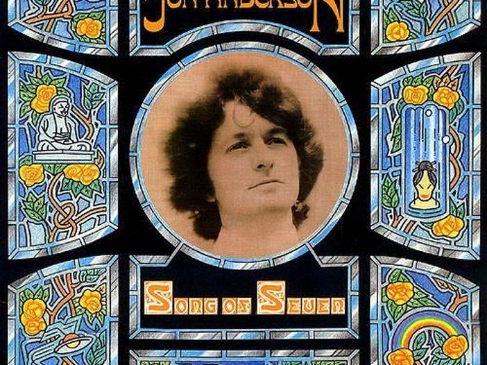 """Jon Anderson: esce la ristampa dell'album solista """"Song Of Seven"""""""