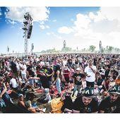 1 luglio 2017 - Parco Enzo Ferrari - Modena – Il pubblico del concerto di Vasco Rossi