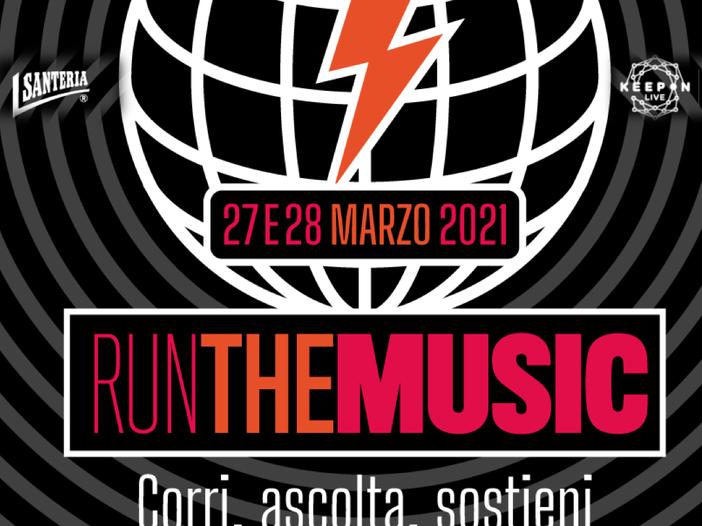 """Corri, ascolta, sostieni con """"Run the Music"""""""