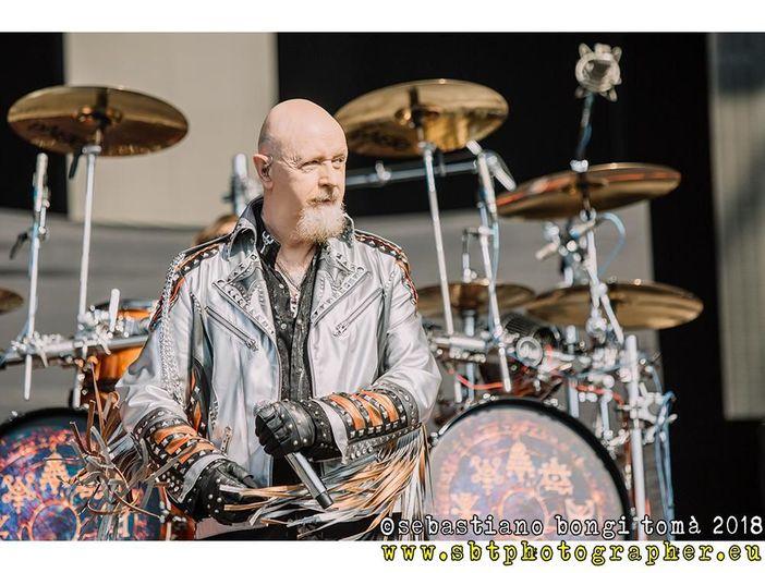 Halford: il nuovo disco dei Judas Priest sarà terminato per fine anno