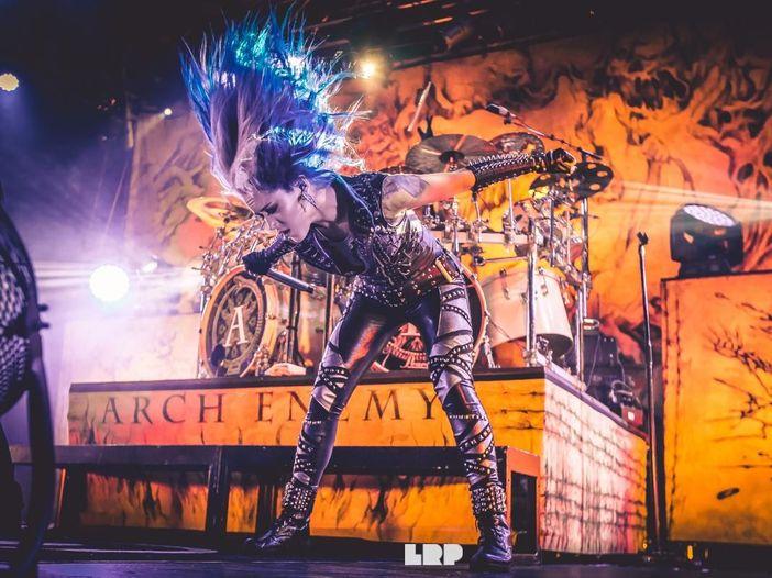 Metal tv: Arch Enemy