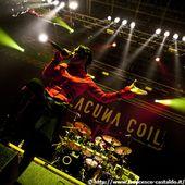 14 Giugno 2009 - PalaSharp - Milano - Lacuna Coil in concerto