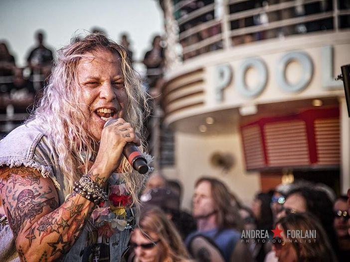 Monster of Rock Cruise 2018 - l'esperienza che ogni rocker dovrebbe fare almeno una volta - FOTOGALLERY