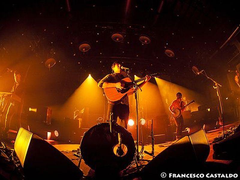 14 marzo 2013 - Alcatraz - Milano - Mumford & Sons in concerto