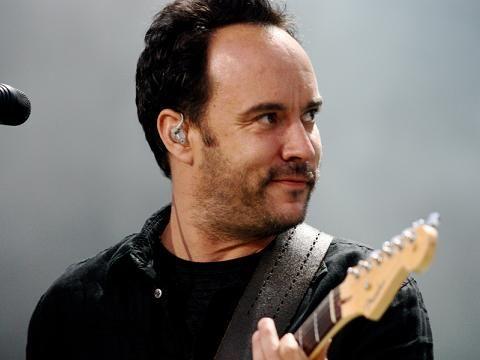 I grandi del rock seguono Dave Matthews