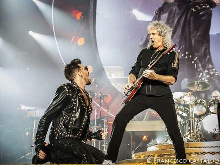 Queen, Brian May elogia Adam Lambert: 'Freddie lo avrebbe amato e odiato'
