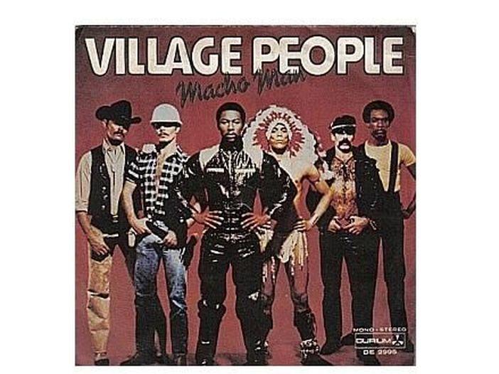 Village People: il cowboy si opera, salta il tour italiano ad agosto