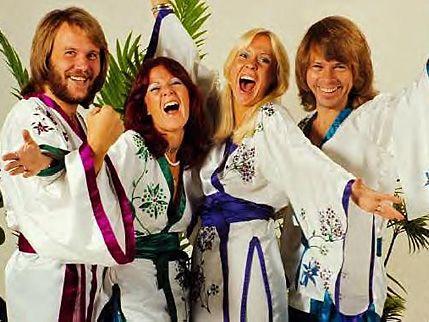 Abba, eccezionalmente insieme Benny Andersson e Bjorn Ulvaeus