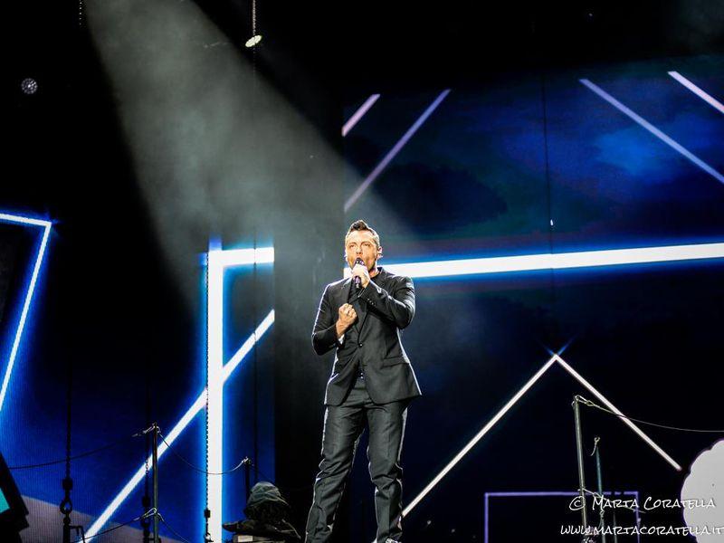 28 giugno 2017 - Stadio Olimpico - Roma - Tiziano Ferro in concerto