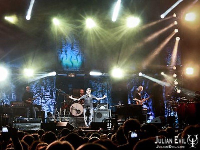 15 Luglio 2011 - Colonia Sonora - Parco della Certosa Reale - Collegno (To) - Daniele Silvestri in concerto