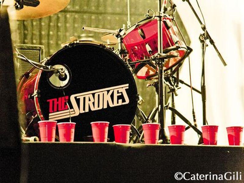 12 Luglio 2011 - Flippaut Alternative Reload - Castello - Vigevano (Pv) - Strokes in concerto
