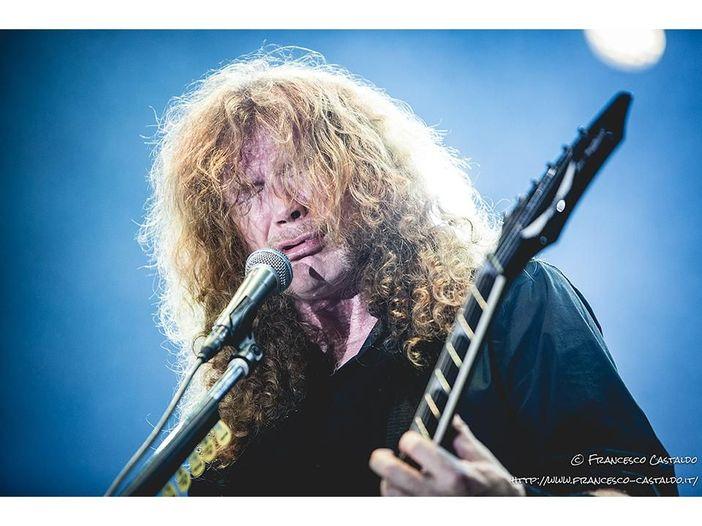 Dave Mustaine in un video ringrazia tutti per il sostegno