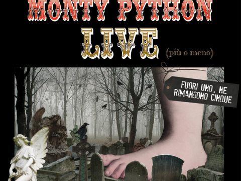 'Monty Python Live (mostly)', la reunion al cinema in diretta dall'O2 Arena