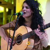 10 gennaio 2020 - Giardini Luzzati - Genova - Marianne Mirage in concerto