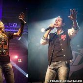 15 marzo 2013 - Live Club - Trezzo sull'Adda (Mi) - Gemelli DiVersi in concerto