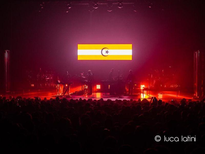 14 febbraio 2016 - Gran Teatro Geox - Padova - Massive Attack in concerto