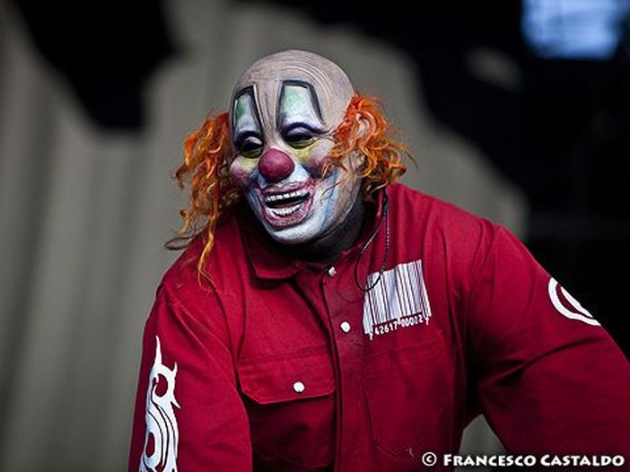 Slipknot, confermata l'identità di 'Tortilla Man'?