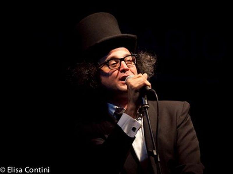 21 Maggio 2011 - Fuori Orario - Taneto di Gattatico (Re) - Simone Cristicchi in concerto