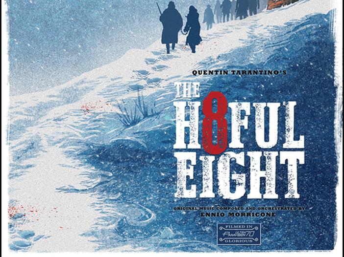 A Ennio Morricone il Bafta Awards 2016 per la colonna sonora di 'The hateful eight'
