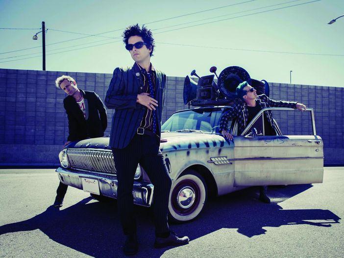 I Green Day 'approdano' su Marte con il lander InSight: 'Fuori da questo mondo'