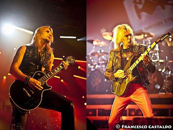 Concerti, Judas Priest, unico live italiano questa estate a Milano