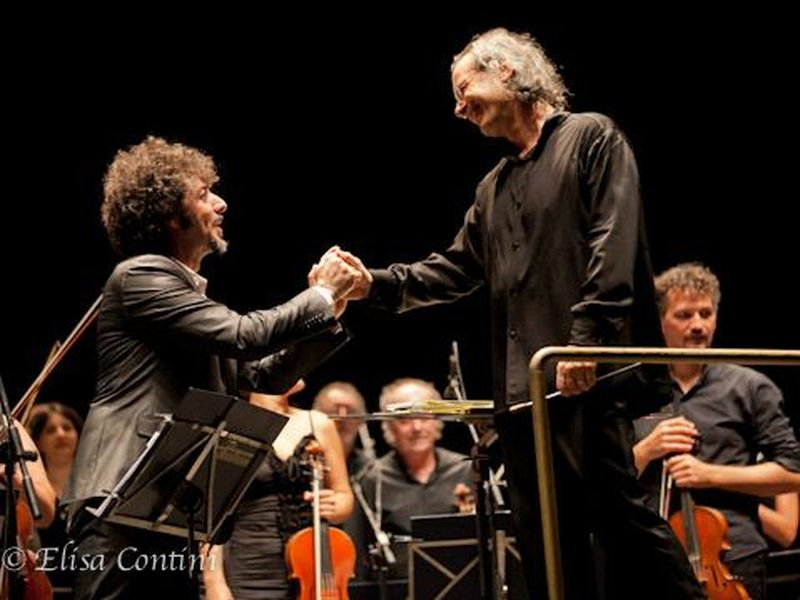 16 Luglio 2011 - Piazzale della Pilotta - Parma - Max Gazzè in concerto