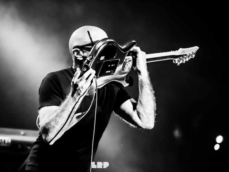 22 luglio 2018 - Arena Live - Padova - Joe Satriani in concerto