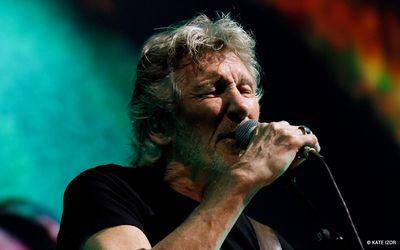 """Guarda alcuni fotogrammi tratti dal docu-film """"Us + Them"""" di Roger Waters in uscita il 16 giugno"""
