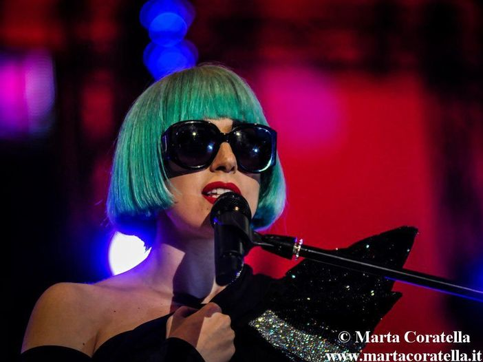 Lady Gaga: 'Vorrei fare un film con Woody Allen'