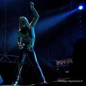 27 luglio 2012 - Castello Scaligero - Villafranca di Verona (Vr) - Iggy Pop in concerto