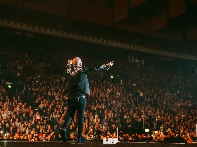 24 febbraio 2019 - Unipol Arena - Casalecchio di Reno (Bo) - Negramaro in concerto