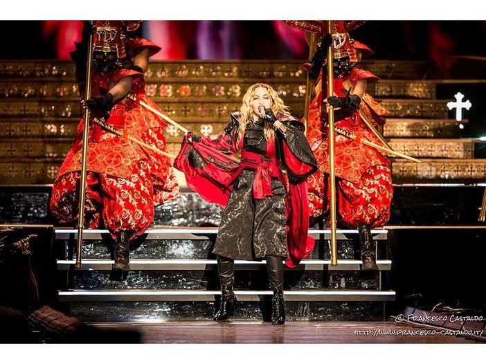 Madonna, nel nuovo album 'Rebel heart' c'è anche Mike Tyson. TRACKLIST