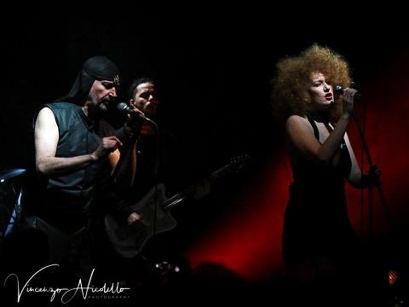 31 gennaio 2019 - Santeria Social Club - Milano - Laibach in concerto