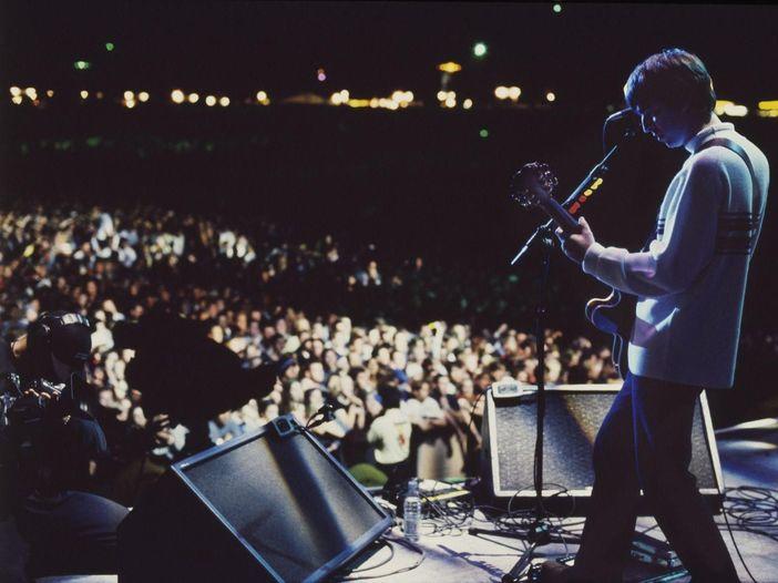 Oasis, da oggi l'intero catalogo è disponibile in streaming