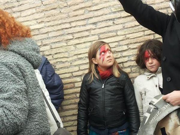 Flash mob in piazza Santa Maria Novella per ricordare David Bowie