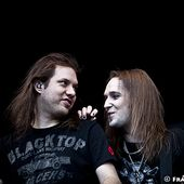 21 giugno 2012 - Gods of Metal 2012 - Arena Concerti Fiera - Rho (Mi) - Children of Bodom in concerto