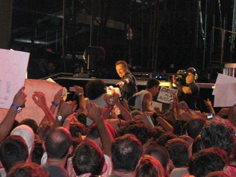 19 Luglio 2009 - Stadio Olimpico - Roma - Bruce Springsteen in concerto