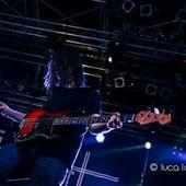11 luglio 2015 - Sherwood Festival - Parcheggio Stadio Euganeo - Padova - God Is An Astronaut in concerto