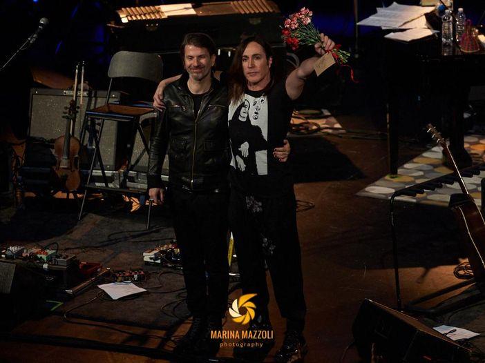 Come partecipare allo show di Manuel Agnelli e Rodrigo D'Erasmo dedicato a Springsteen