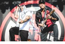 Prophets of Rage, ascolta il nuovo singolo 'Made With Hate'