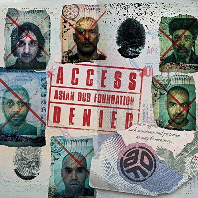 "Asian Dub Foundation: esce ""Stealing The Future"""