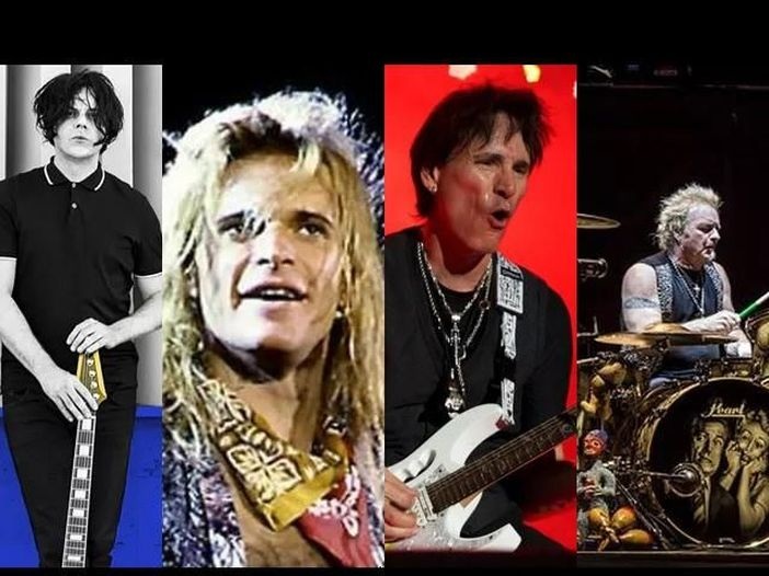 Dal tappezziere dei White Stripes al dirigente degli Stooges: le competenze lavorative delle rockstar