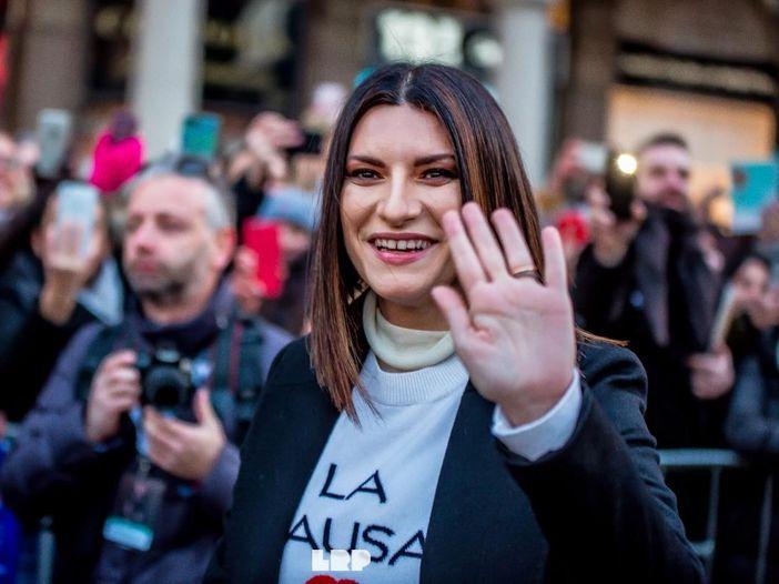 Laura Pausini al governo: 'Riconosca i giusti diritti ai lavoratori dello spettacolo'