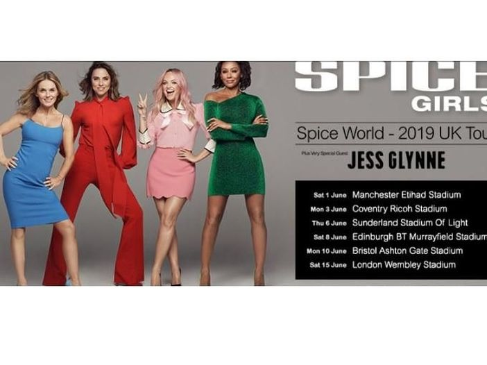 Natale: i bookmakers puntano sulle Spice Girls