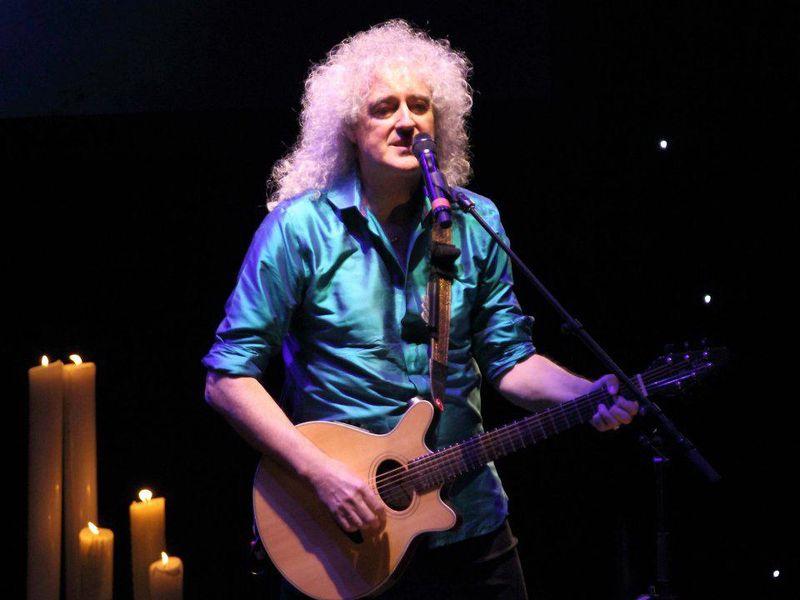 """Il miglior assolo di chitarra di sempre è quello di Brian May in """"Bohemian Rhapsody"""""""