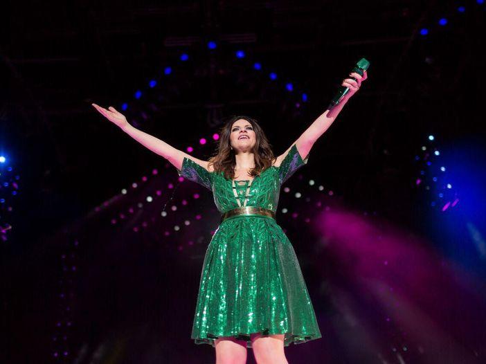 Laura Pausini a San Siro: ecco quanti biglietti sono stati venduti