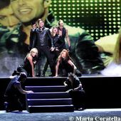 2 Luglio 2011 - Auditorium Parco della Musica - Roma - Ricky Martin in concerto