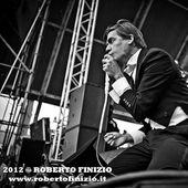 13 giugno 2012 - Rock in IdRho 2012 - Carroponte - Sesto San Giovanni (Mi) - Hives in concerto