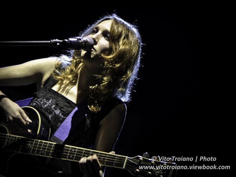 28 Luglio 2011 - Imarts Festival - Piazza Roma - Carpi (Mo) - Nathalie in concerto